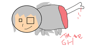 Tei the Greyham by SuperDog5