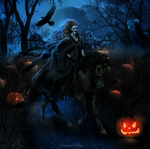 Halloween Night by valeskamoura