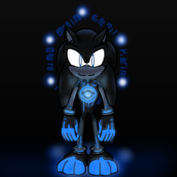Sonic Chaos Embodiment Form by goldtaills