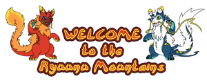 Welcome to the Ryuunu Mountains by Cachomon