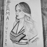 WWE Diva: Emma by WilliansTwitta
