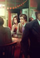 one time at a bar by tincek-marincek