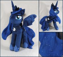 S2 Princess Luna by MagnaStorm