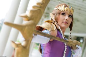 Princess Zelda Cosplay 8 - TLOZ Twilight Princess by SusanEscalante