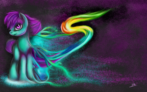 Spectra (Done for Spectra Studios) by MaishaLyca