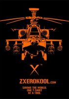orange apache by zxerokool