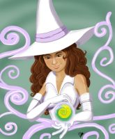 "Anlise, the ""Good"" Witch by ScruffyToto"