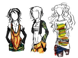 Clothes by Captain-Bownie