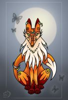 Fox by Gerie-Aren