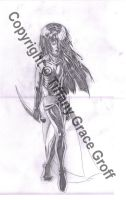 Visessentia - full body - sketch by Violet-the-Siberian