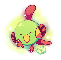 Natu by Chiptoony