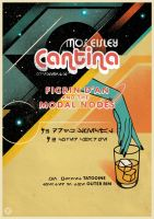 Cantina Flyer by WEAPONIX