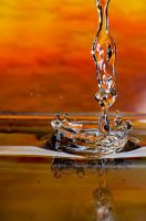 Water Splash 4 by JaggedTech