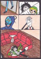 Welcome to the mansion-Page #4 by Intruder16