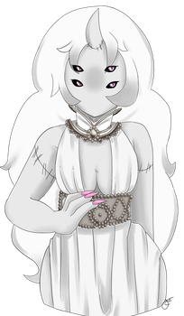 Gaiaonline Commission: VFrost_BiteV by sharemypassion