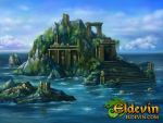 Eldevin - Temple of the Three by LouisaGallie