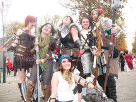 Protectors of Kirkwall? by D2SCosplay