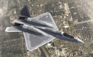 YF-23 - US Air Force by Jetfreak-7
