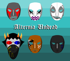 Alternia Undead by GameRat514