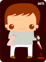 I am DEXTER by SaMtRoNiKa
