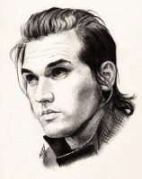 Mikey Way by KseniaParetsky