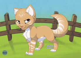 Contest entry: Kitten Mauw by SillyInsaneGamer