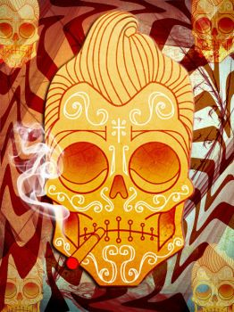 Day of the Dead by u2rox