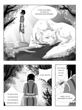 Kain - one shot - page 3 of 3 by Enix-soft