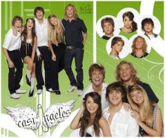 mini collage teen angels by tatica883