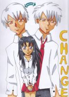 Change Cover by Taikutsu910