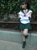 Sailor Moon: Sailor Jupiter by ItsMeraki-Cosplay