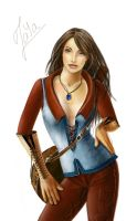 Bard-women by layanna