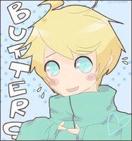 Butters Stotch by Kururu245