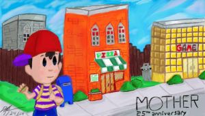 ANOTHER Mother 25th anniversary by DGAnimation616