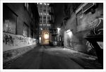 Montreal at Night 53 by Pathethic