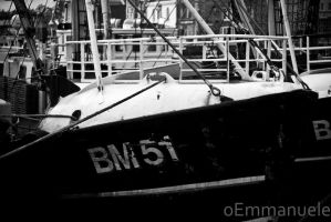 Fishboats - Day 90 - 31/03/13 by oEmmanuele