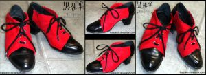 Grell Sutcliff Shoes by Ratsukorr