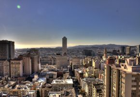 San Francisco by henr1k