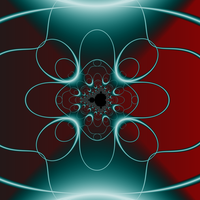 Exiled  Mandelbrot No. 15 by element90