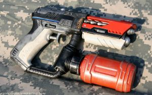 District 9 Squirt Gun Redux by JohnsonArms