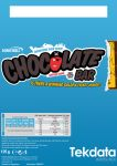Promotional Chocolate Bar Wrapper (UK) by DomRyles