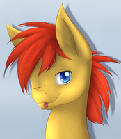 Headshot for Dasprid by ImShySoIhide