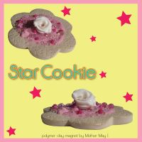 star cookies by MotherMayIjewelry