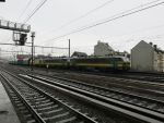 Antwerp B 121214 HLE 2146+2154 + HLR 7809 on cargo by kanyiko