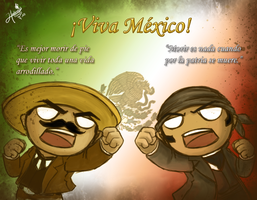 Viva_Mexico by Hadaccah