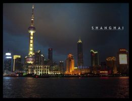 Shanghai Night by craigthebrit