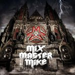 Mix Master Mike Album Cover by Tonywash