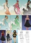 Free adopts ALL FREE OPEN by MoonBirdLuna