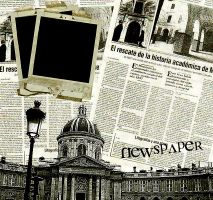 NewsPaper by Looreennaa