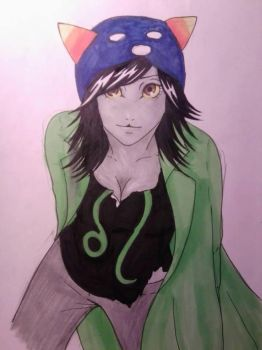 Adult Nepeta Leijon by mellisMellon
